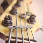 5弦ベースのセットアップ