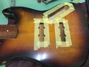 ノイズからギターを守る1