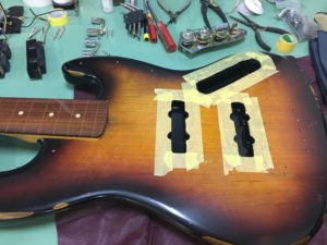 ノイズからギターを守る2