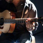 アコースティックギターの弦の種類