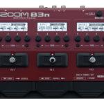 【レビュー】ZOOM B3の後継機、B3nの機能やB3との違いについて徹底解説!