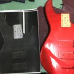 【修理紹介】G&L L2000 ~ピックガード作成とタップスイッチカスタム~