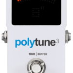 【レビュー】tc electronic が遂に polytune 3 を発表! 精度UP & 高性能 バッファー 搭載