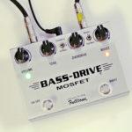 【レビュー】fulltone BASS-DRIVE MOSFET