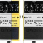 【レビュー】BOSS ODB-3 定番ベース用オーバードライブ