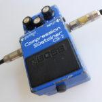 【レビュー】BOSS ベース用エフェクターのラインナップ、特徴