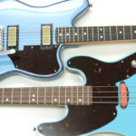 Dorian James Guitarsの輸入販売をスタートしました