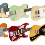 Fender 話題のパラレルユニバースシリーズを遂に発売。 テレRD、テレポール?