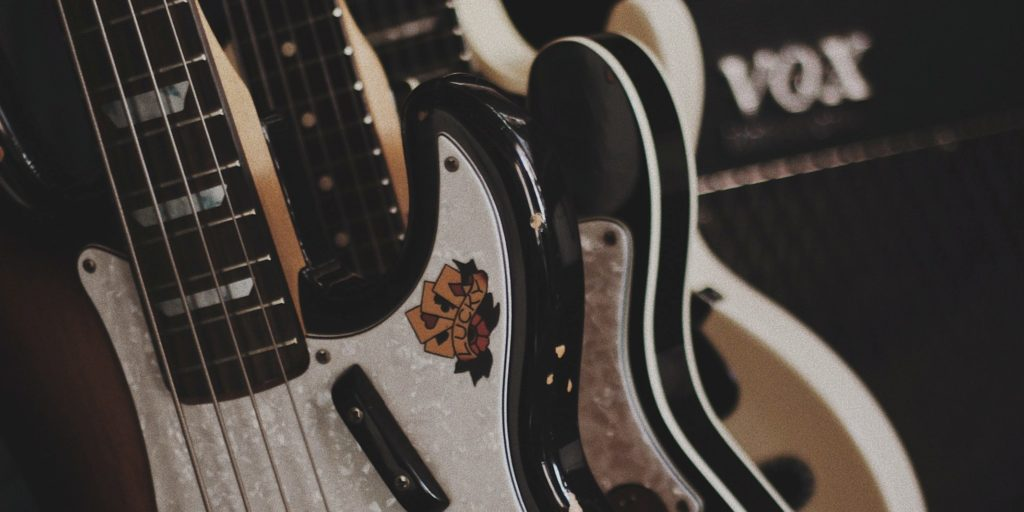 コンプレッサー ギター