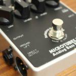ベースの音作りに必須のプリアンプの使い方、つなぎ方、おすすめモデル4選