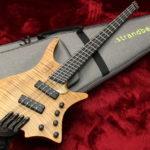 【レビュー】新しいヘッドレスのスタンダードが誕生? Strandberg Boden Bass Prog 4st